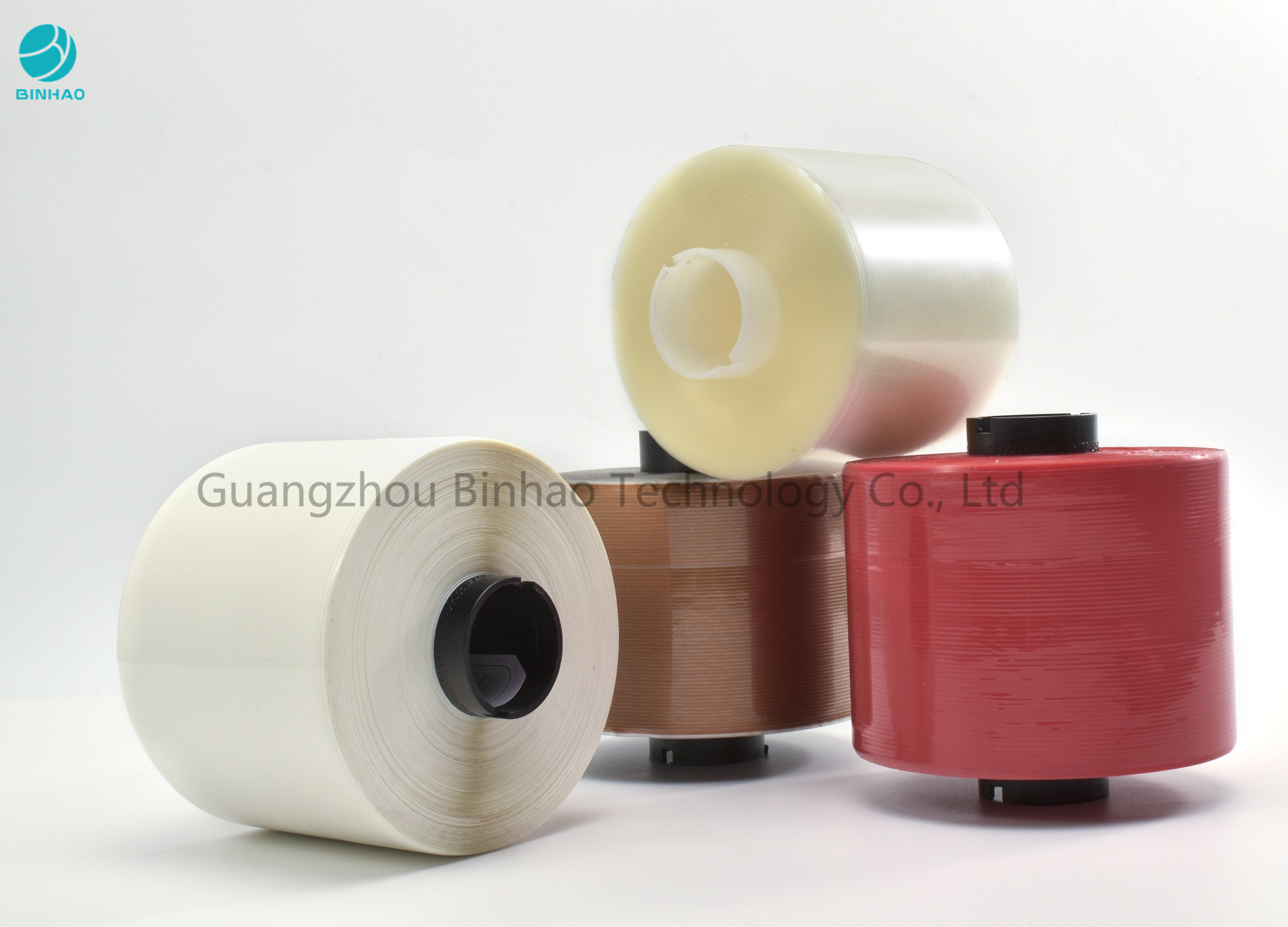 Customize Bobbin Cigarette / Tobacco Tear Tape For Sealing And Opening Packaging Film In 40micron BOPP